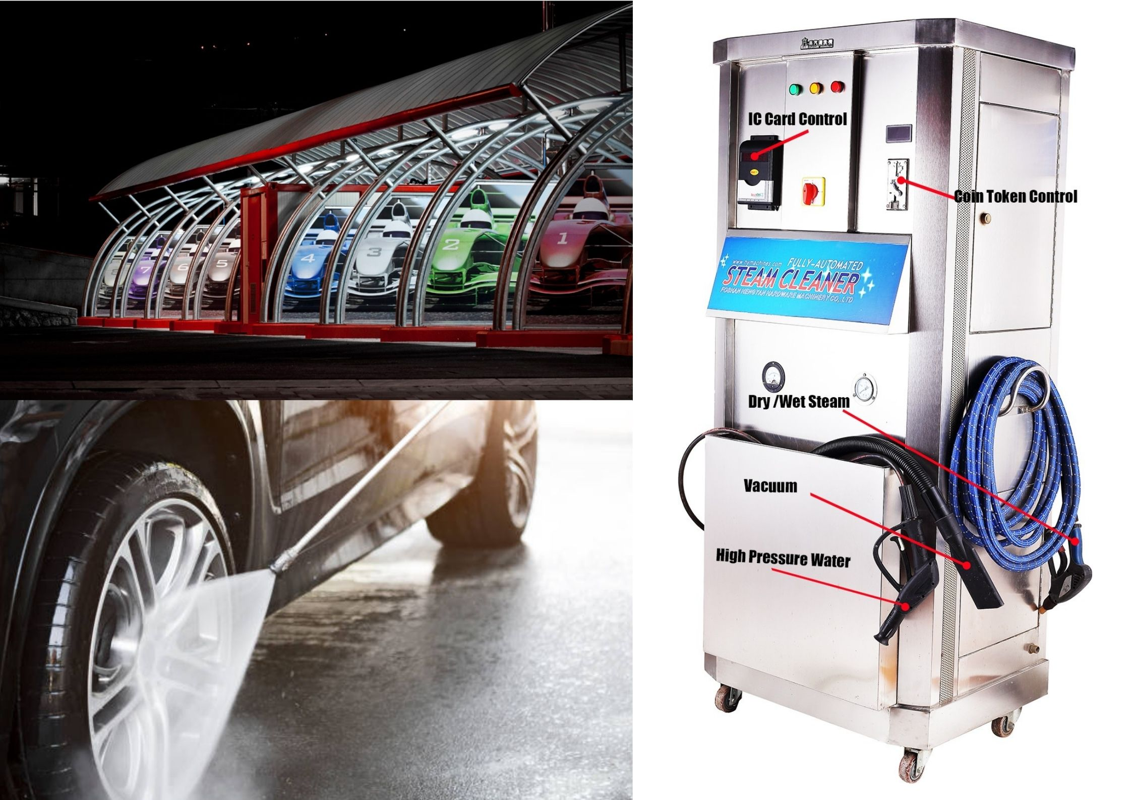 Self Service Car Wash In 3 Easy Method: Save Your Money
